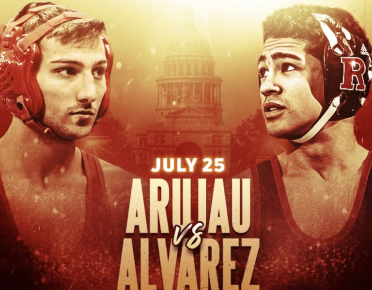 TheKnightReport - Rutgers' Sammy Alavrez to take on Vito Arujau at FloWrestling Event