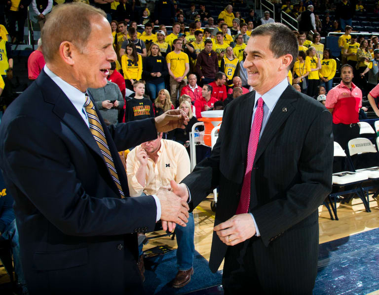 Videos: Beilein Goes In-Depth On His Penn State Ejection, Previews Maryland