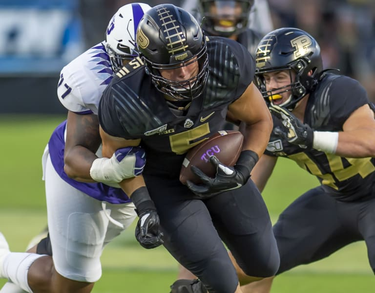 GoldandBlack - Ten things you need to know about Purdue's 34-13 loss to TCU