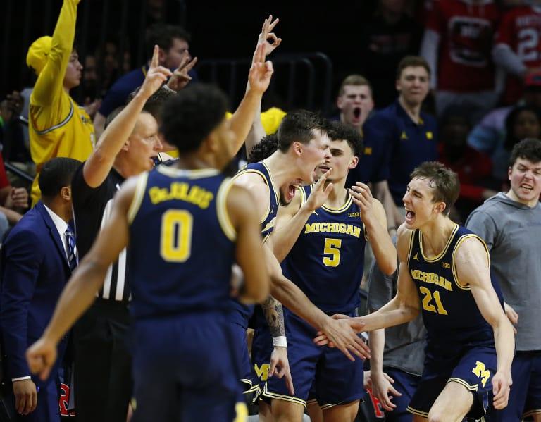 TheWolverine - Fab Five: Takeaways From Michigan's Win To Finish Season Sweep Of Rutgers
