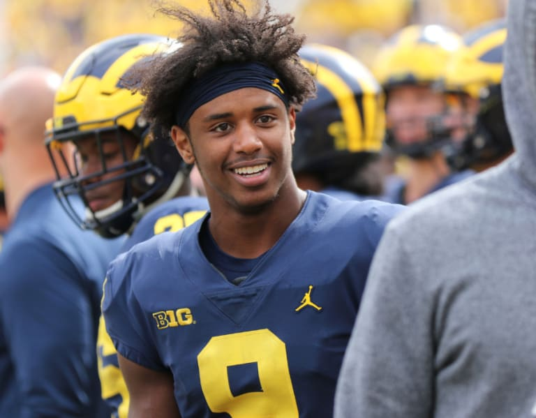 Photo of TheWolverine  –  Donovan Peoples-Jones: 'I Never Really Imagined This' | michigan.rivals.com