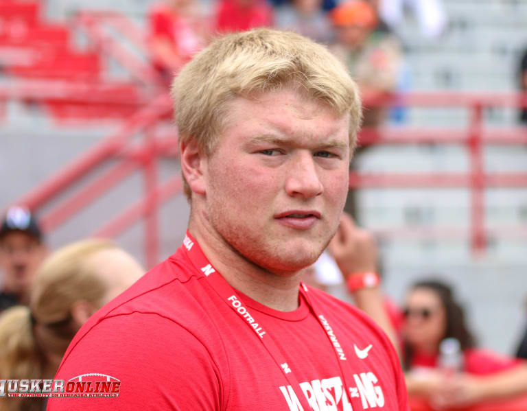 HuskerOnline - Three & Out: NU vs UW, Green-Warren this year's Robinson? & '22 QBs offered