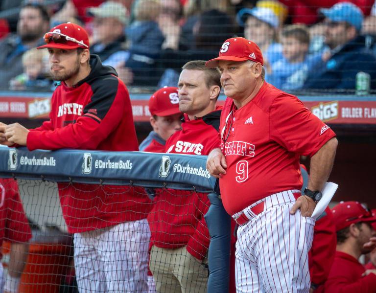 TheWolfpacker.com - Jason Parker gets the nod for NC State baseball's season opener