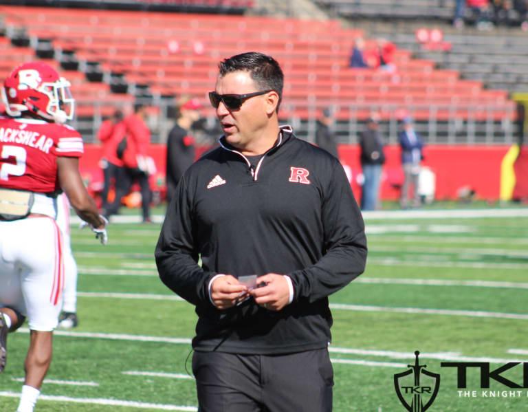TheKnightReport - TKR TV: Rutgers Football HC Campanile talks bye week, previews OSU