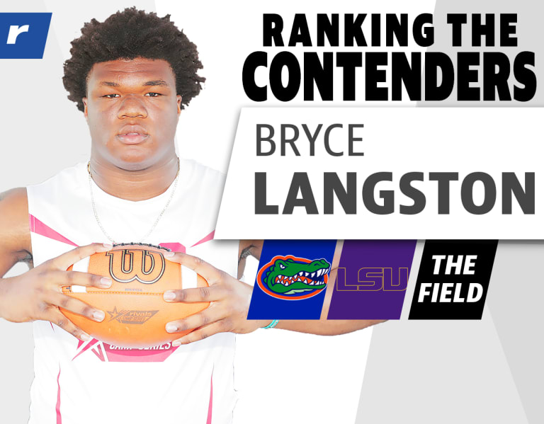 Photo of Ranking the Contenders: Bryce Langston