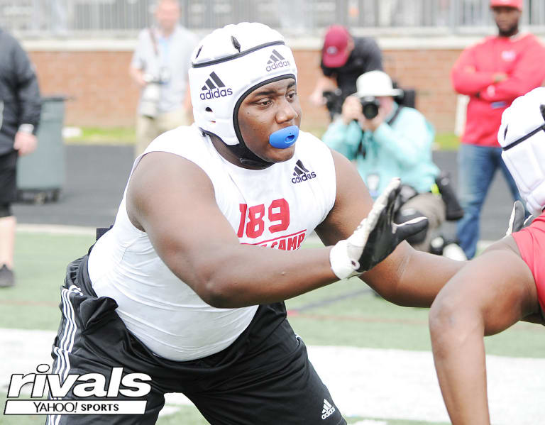 How solid is Richie Leonard after landing several Power Five offers?