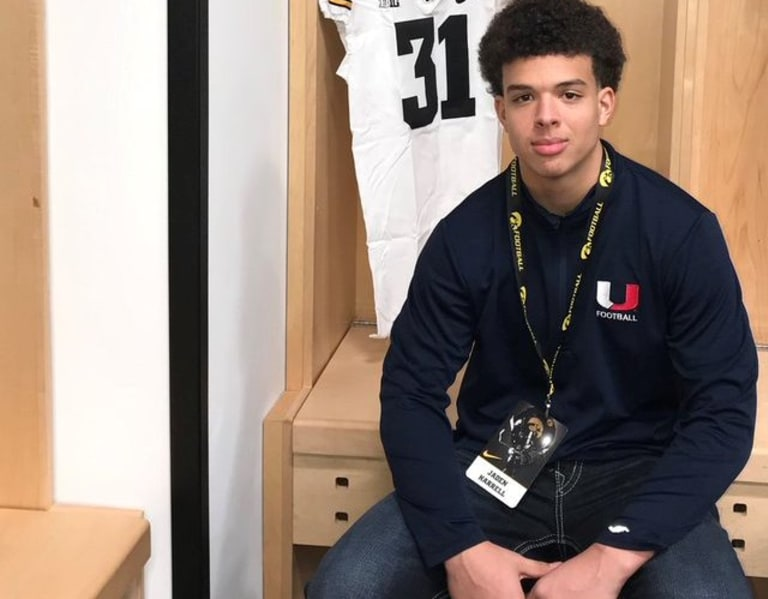 Harrell discusses new offer from the Hawkeyes