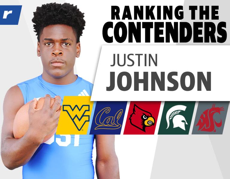 Photo of Contestants ranking: Justin Johnson
