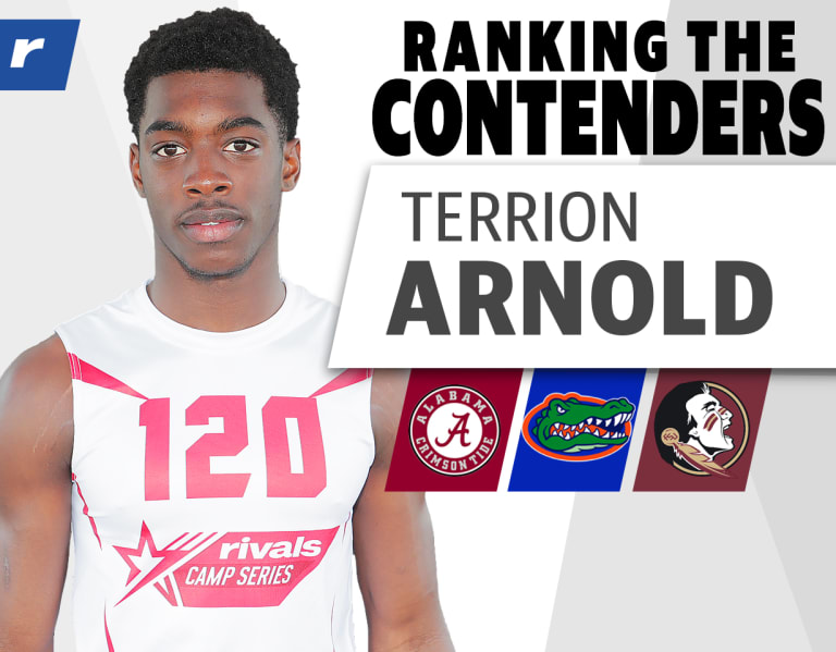 Photo of Ranking the Contenders: Terrion Arnold
