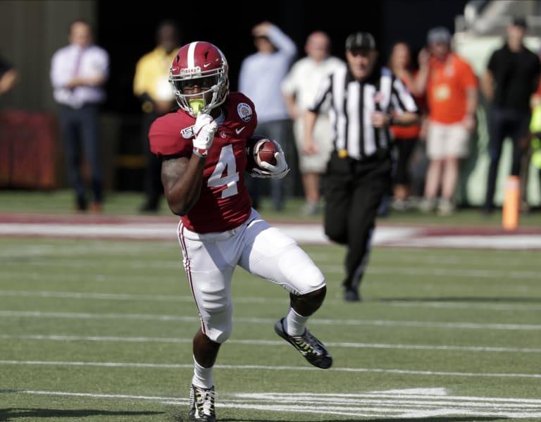 BamaInsider - NFL Draft: Top five WRs heading into combine