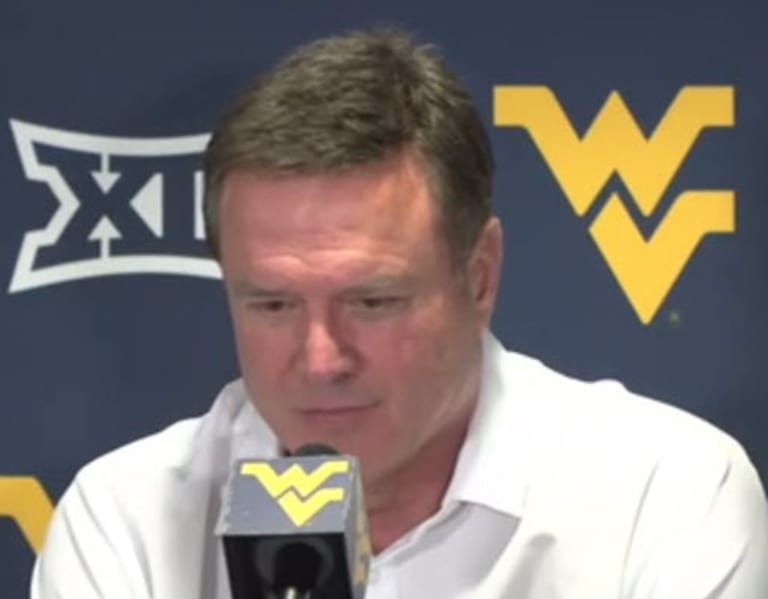 Slant Audio: Bill Self after loss to West Virginia
