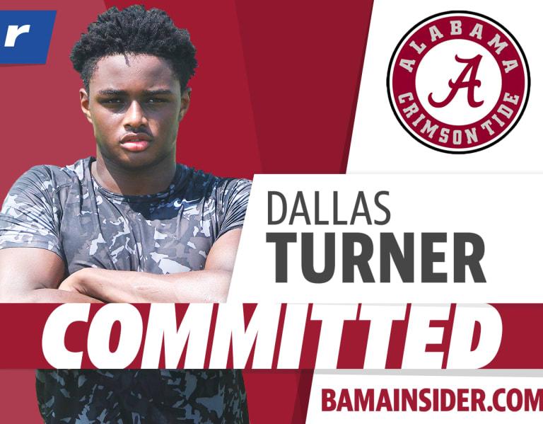 Photo of Commitment breakdown: Dallas Turner chooses Alabama