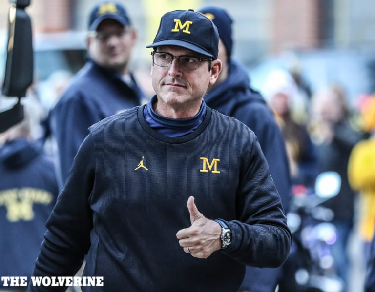 TheWolverine - Michigan Moves Back Into Top 5 In National Recruiting Rankings