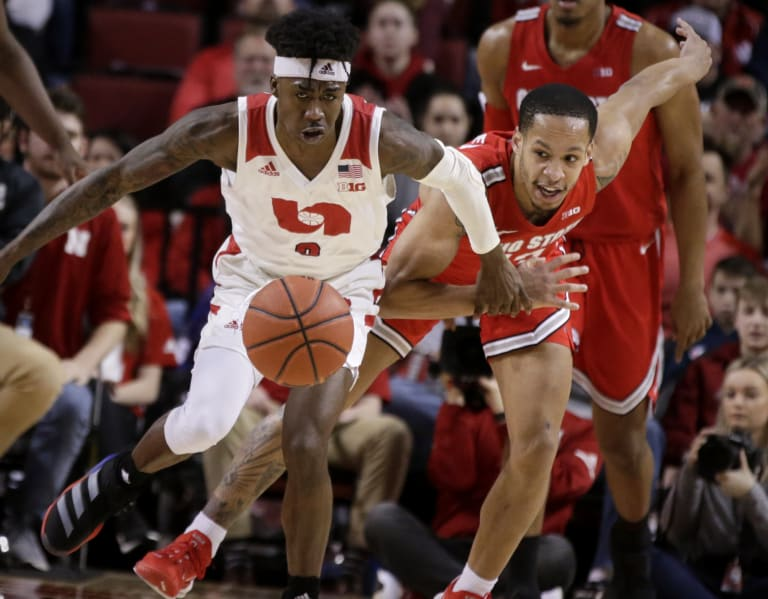 HuskerOnline - Huskers no match for Buckeyes in 13th straight defeat