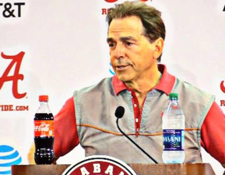 BamaInsider - Watch: Nick Saban's Press Conference before Mississippi State