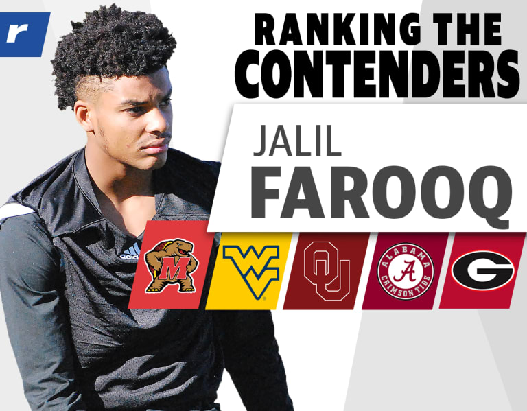 Photo of Ranking the Contenders: Jalil Farooq