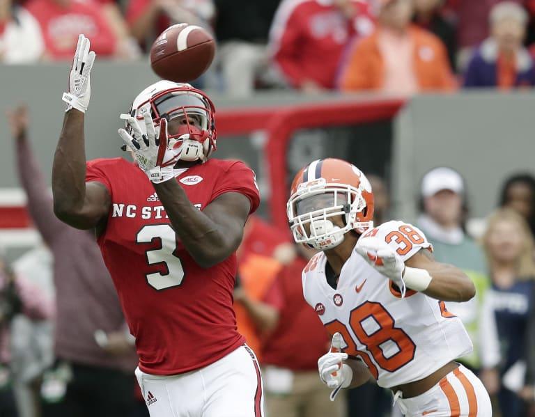 TheWolfpacker.com - Rivals' NFL Draft Rewind: NC State receiver Kelvin Harmon