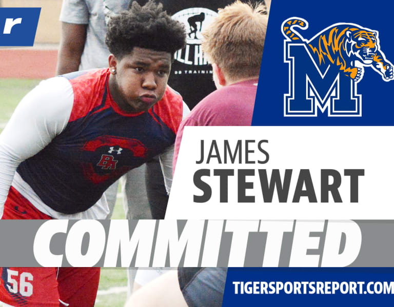 Photo of Commitment breakdown: James Stewart picks Memphis