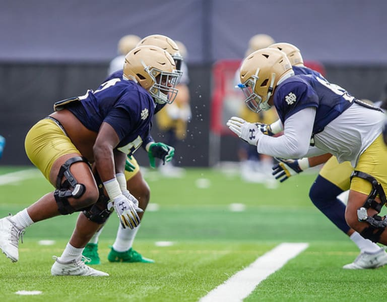 Notre Dame Football's Latest COVID-19 Test Results Reveal New Case -