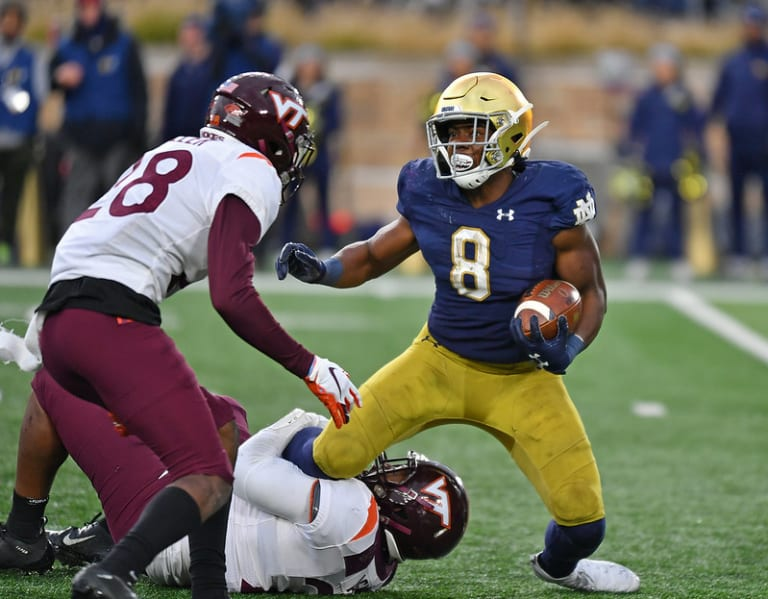 BlueAndGold - 3-2-1 Notre Dame Running Backs: Observations, Questions & Prediction