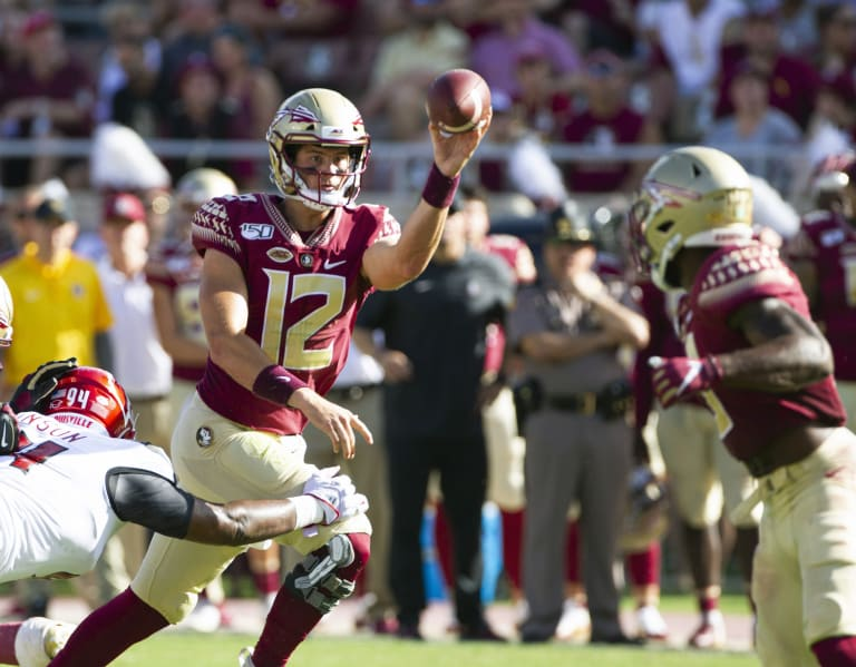 Warchant - Grad transfer Alex Hornibrook's Seminole debut is one to remember