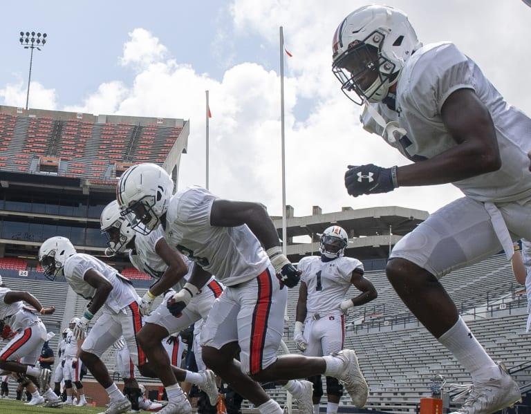 AuburnSports - Auburn begins prepping for Kentucky