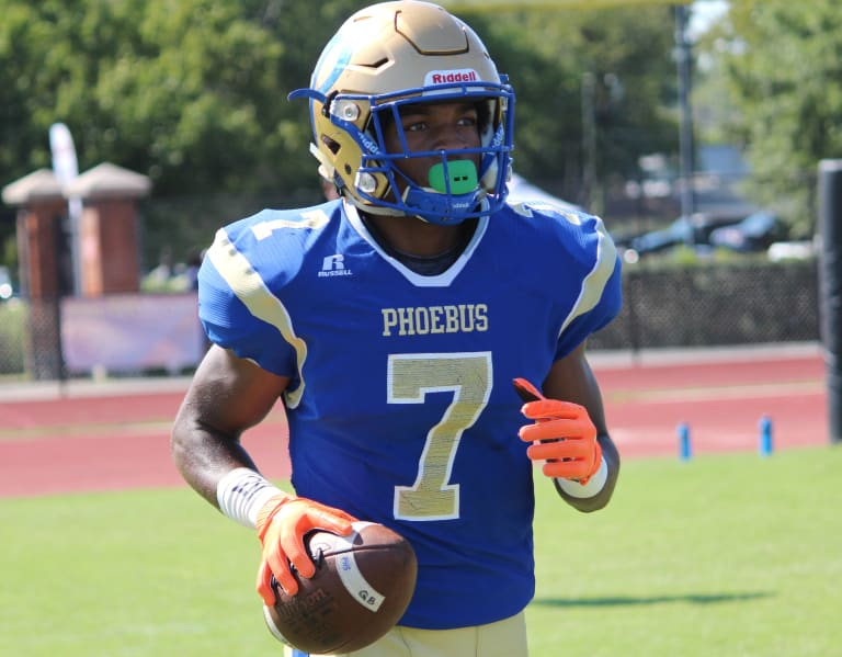 VirginiaPreps - Offers pouring in for Phoebus RB AJ Turner