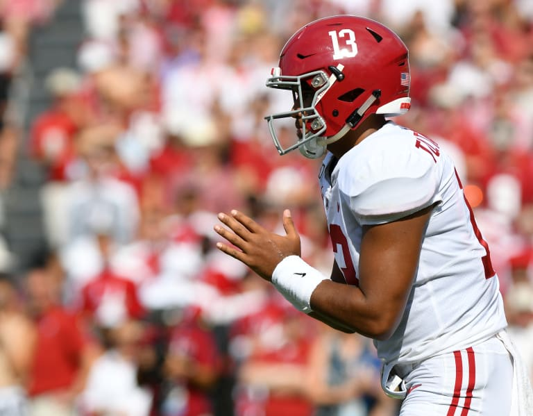BamaInsider - Five questions heading into Alabama's game against Texas A&M