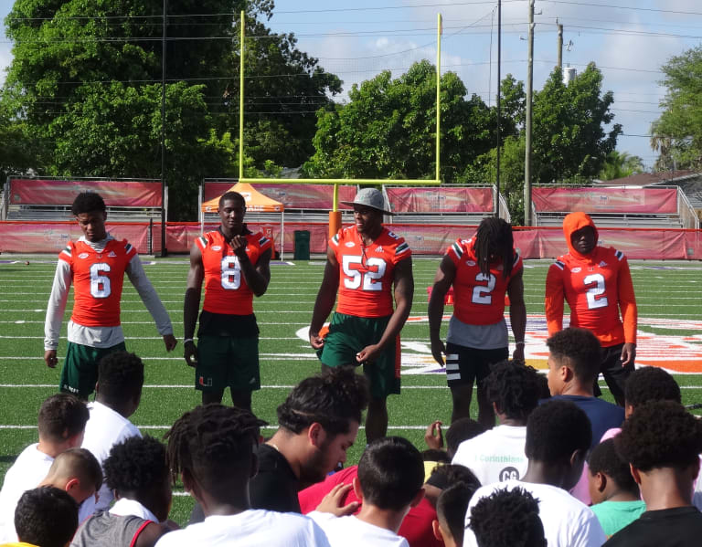 CaneSport - Canes in the Community: Wed. video & photo gallery