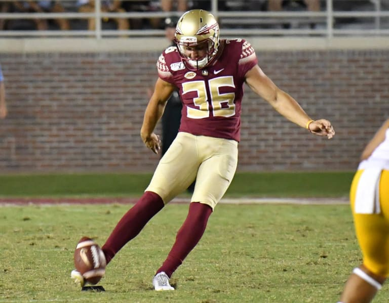 Warchant - 'It's insane' ... Walk-ons Grothaus, Martin step up big for FSU football