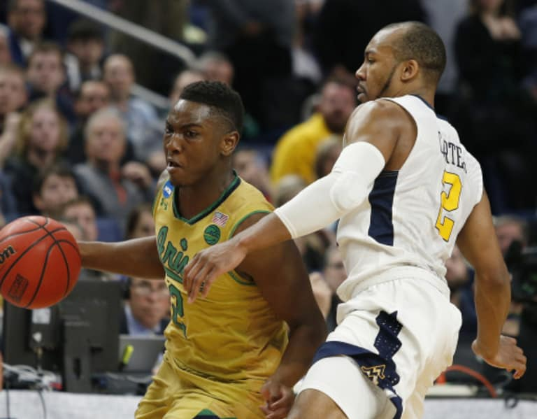 Scouting Notre Dame