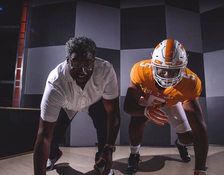 VolQuest - Omari Thomas continues to soak in Rocky Top experience