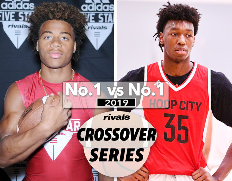 Photo of Rivals Crossover: # 1 from 2019, James Wiseman vs. Derek Stingley, Jr.