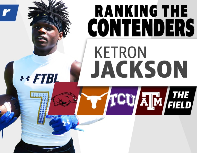 Photo of Ranking the Contenders: Ketron Jackson