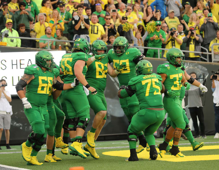 Photo of Who has the best look? We classify the Power Five uniforms, our 1-65