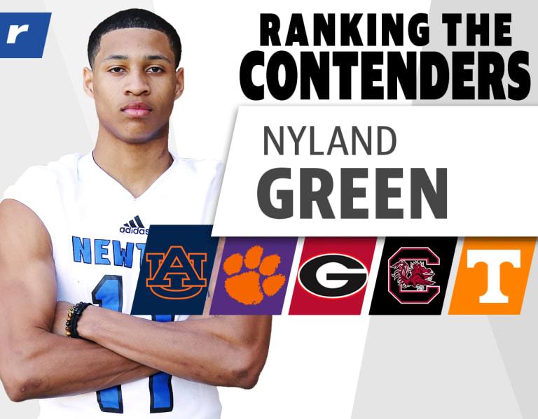 Photo of Contestants ranking: Nyland Green