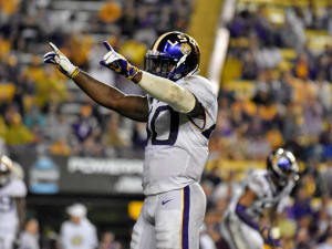 Devin White: Greedy Williams' decisions were not easy
